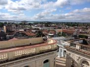 From the cupola, Duarte mansion