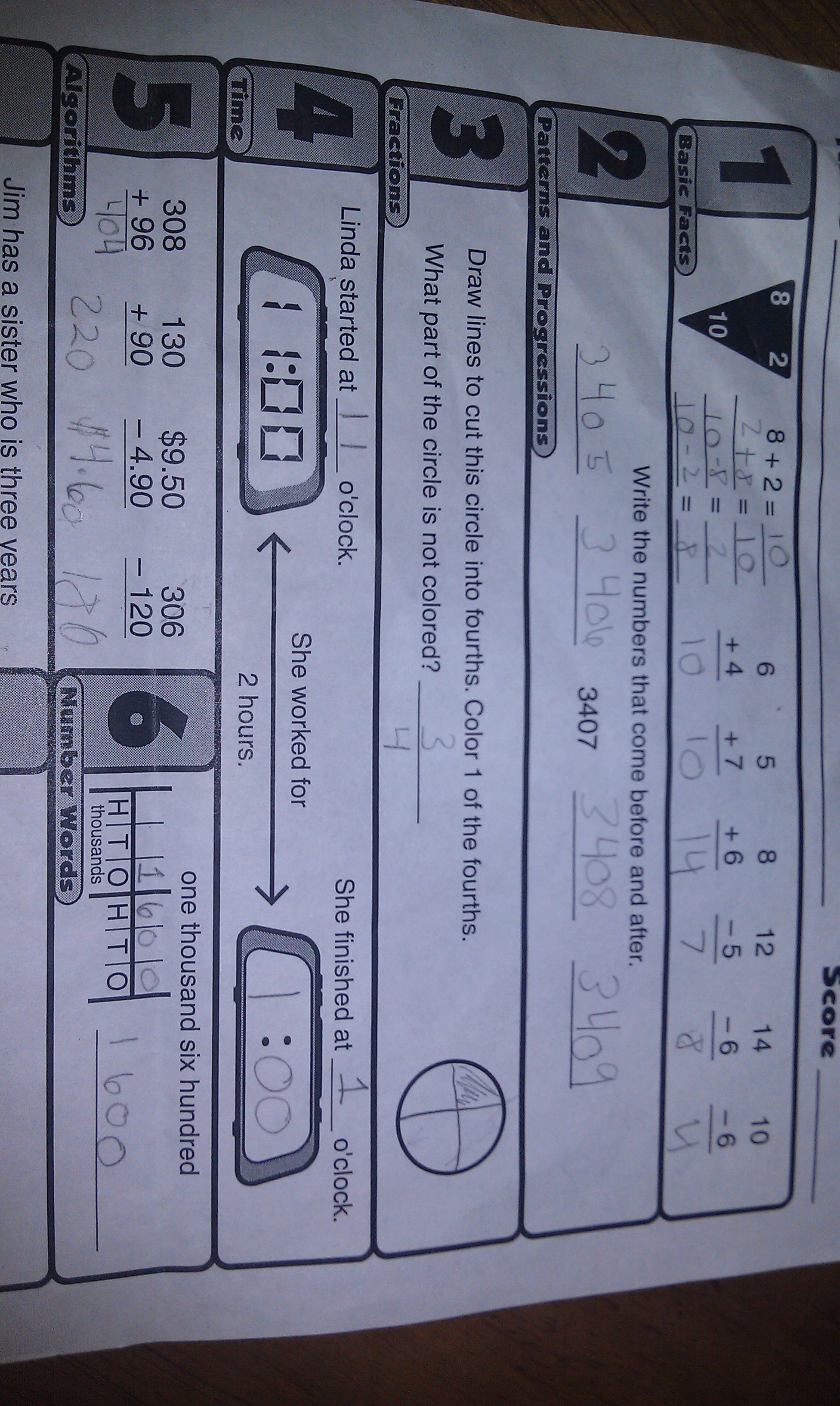 Elementary School Paper Equivalence Of Khan Academy Who
