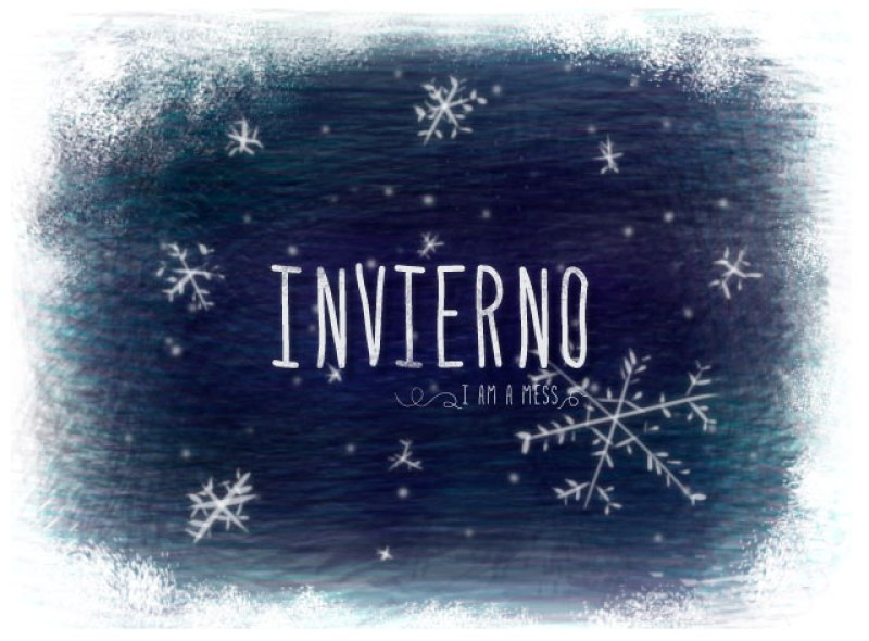 invierno by I am a Mess