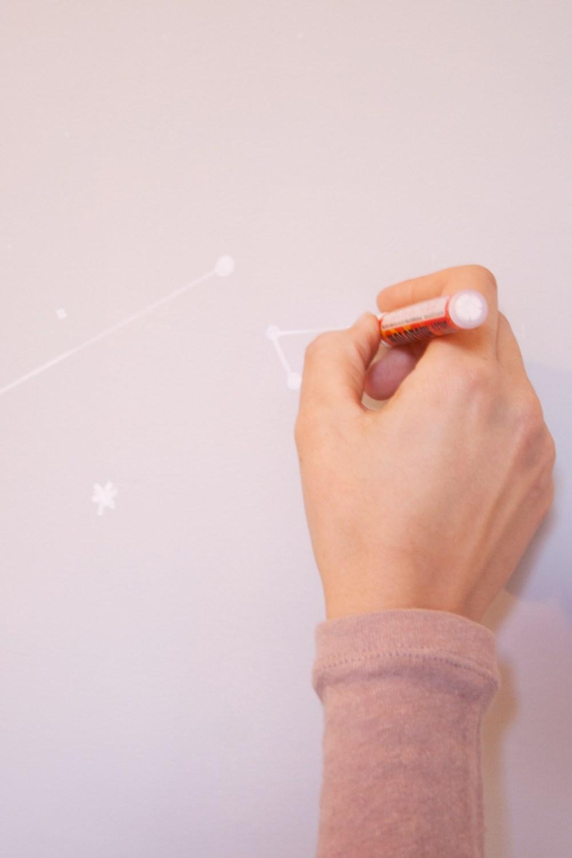 pintando estrellas
