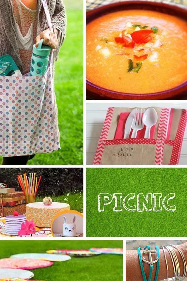 DIY: ¡Nos vamos de picnic!