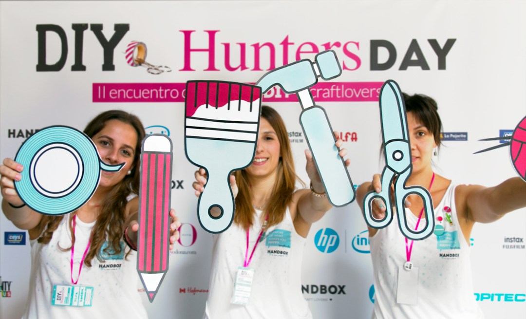 DIY Hunters Day PhotoCall