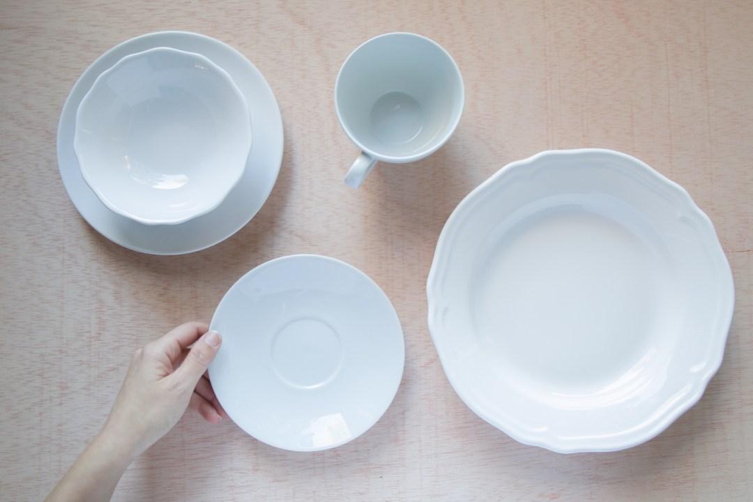 DIY pintar ceramica - materiales