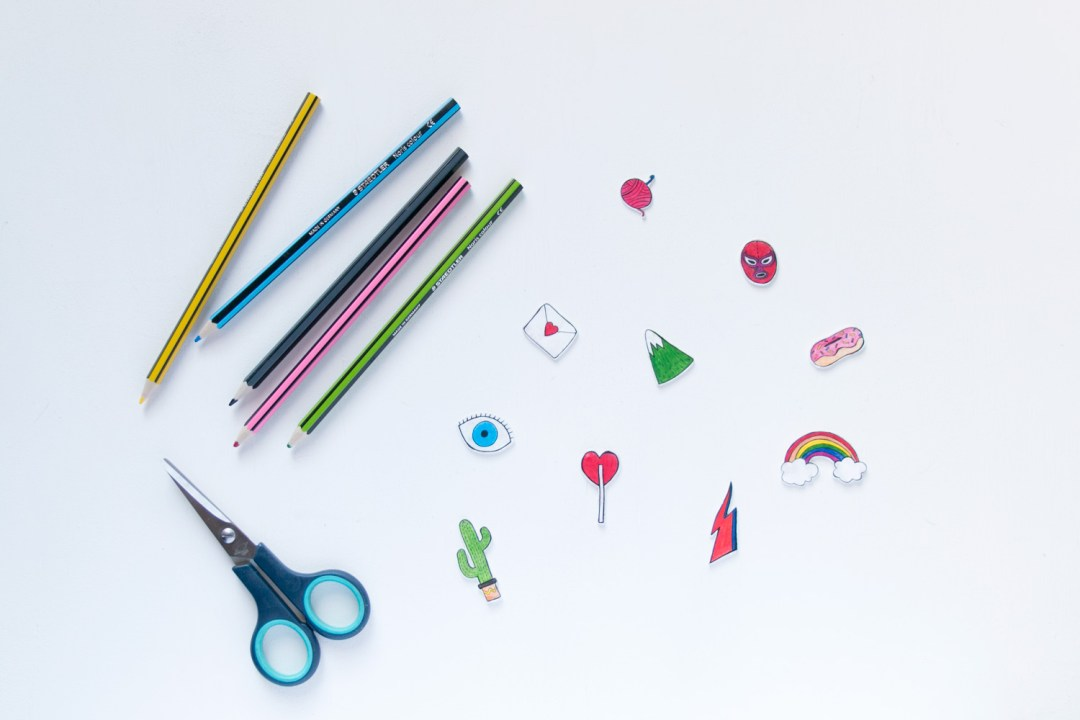 "Aprende a hacerte tus propios pinas con este tutorial de ""I am a Mess Blog"""