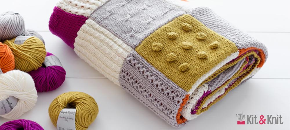 Kit de tricot de Kit&knit