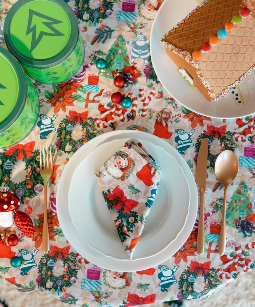 Mesas para las fiestas: Mesa para Noche Buena