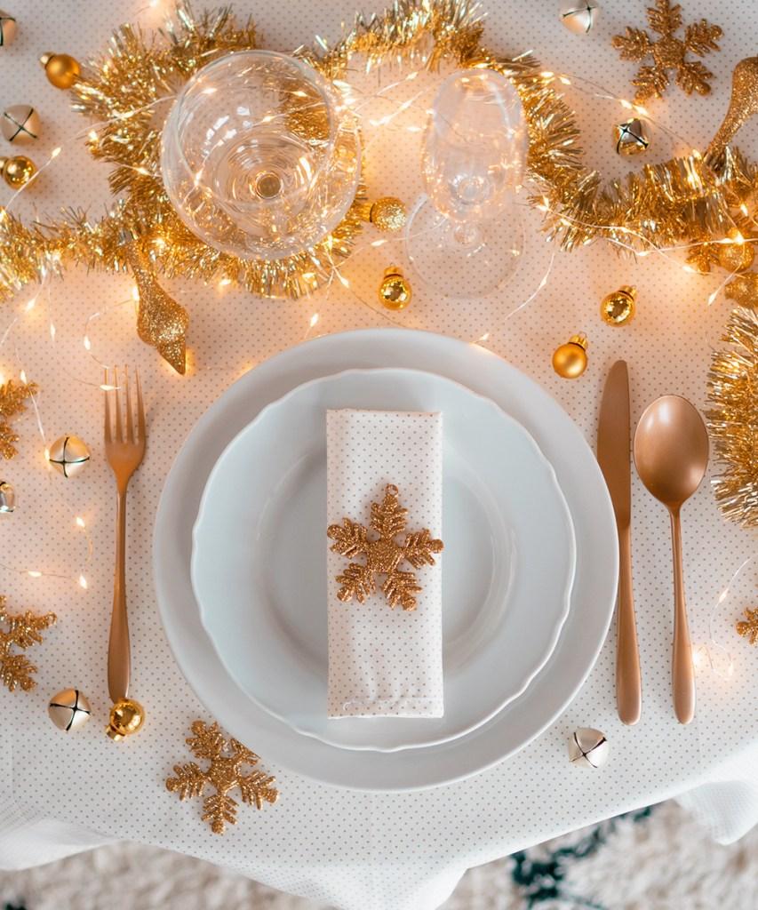 Mesas para las fiestas: Mesa para Noche Vieja