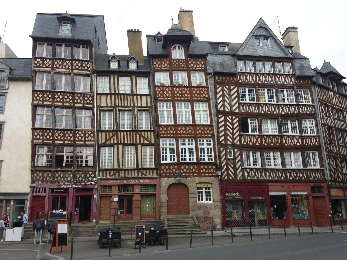 Qué ver en Rennes, la capital de la Bretaña Francesa
