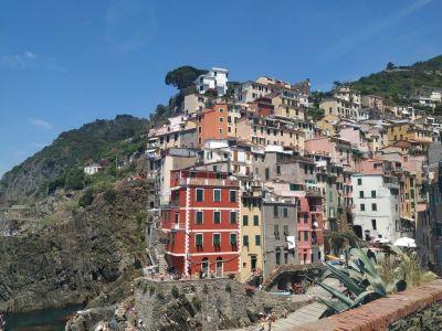 Guía para organizar un viaje a Cinque Terre