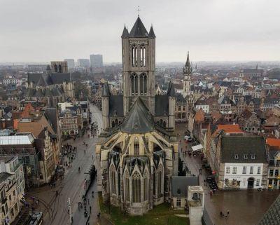 Qué ver en Gante, la capital de Flandes Oriental