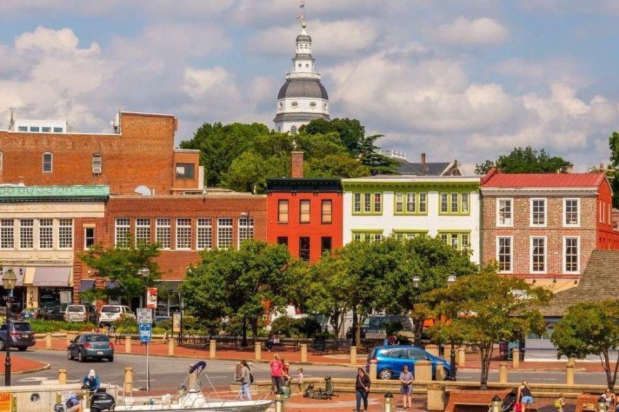 Qué ver en Annapolis, la capital del estado de Maryland