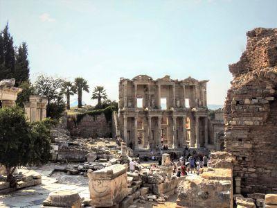 Éfeso, la ciudad romana mejor conservada de Turquía
