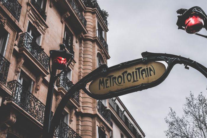 París: metro