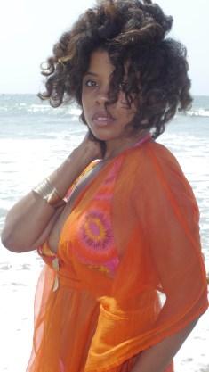 Ashley Caprice- Natural Hair Photo Shoot 11