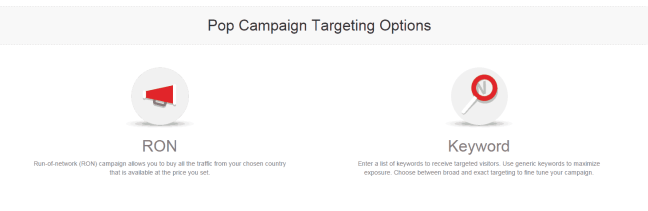 , Setting Up Campaigns in Zeropark Step-by-Step