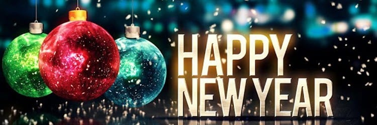, A very special New Years Greeting and Thanks