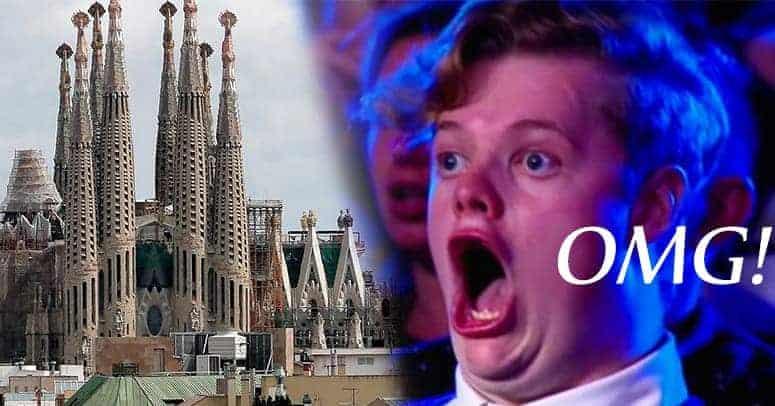 , Sagrada Familia – Construction History *WOW!*