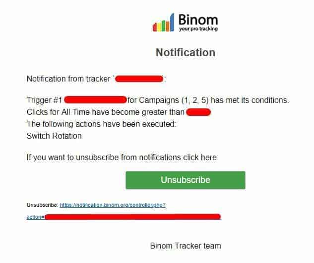 , BINOM TRACKER – Self-Hosted Tracker used by top affiliate Pros