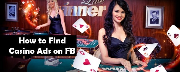 , 2 QUICK Ways to Find Profitable Facebook Ads & Landers for Casino Vertical