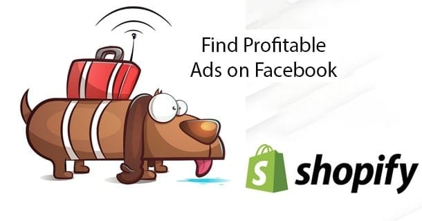 , How To Find Profitable Ecom Products & Their Facebook Ads That Are Making Money on Shopify