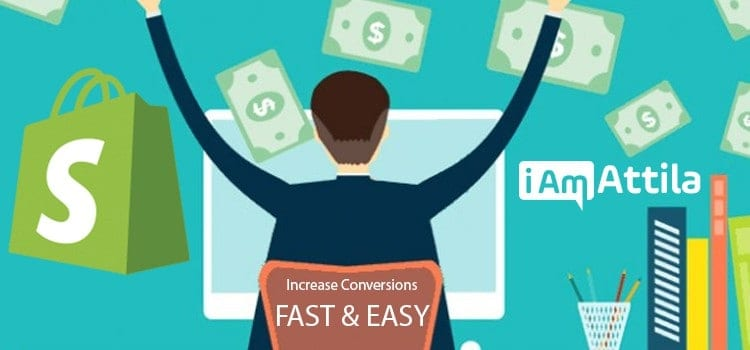 , 8 TIPS THAT WORK to increase your conversions right away in Shopify