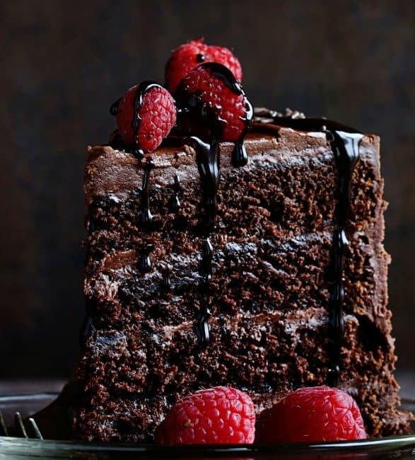 Matilda Cake It Chocolate Eating