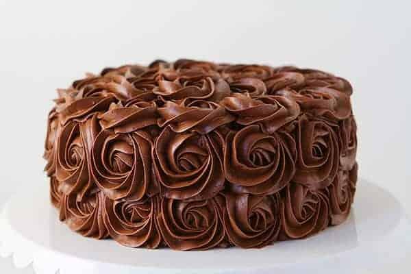 Chocolate Buttercream Frosting I Am Baker