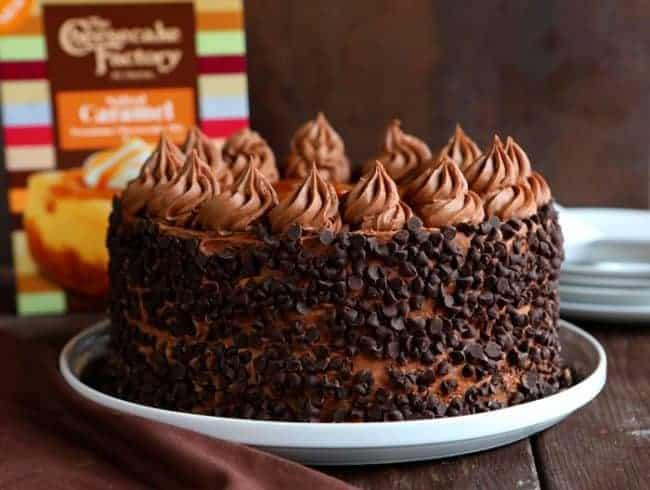 How To Make A Cheesecake Cake