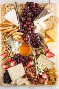 DIY Cheese Platter - i am baker
