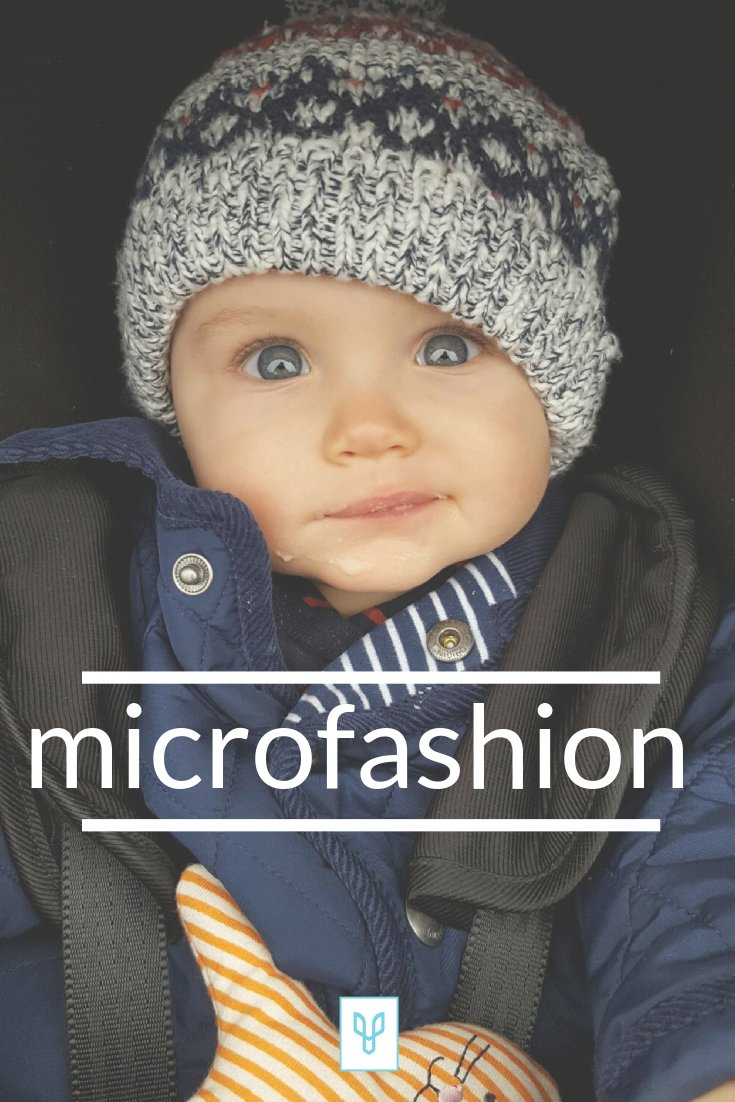 30 weeks of microfashion