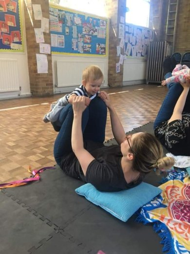 Kalma Baby Yoga Darlington Review