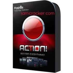 Mirillis Action! 3.4.0 Crack Full License + Serial Key Free {Lifetime}