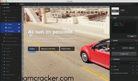 Avocode Crack 3.6.3 Full Keygen Download {Latest}