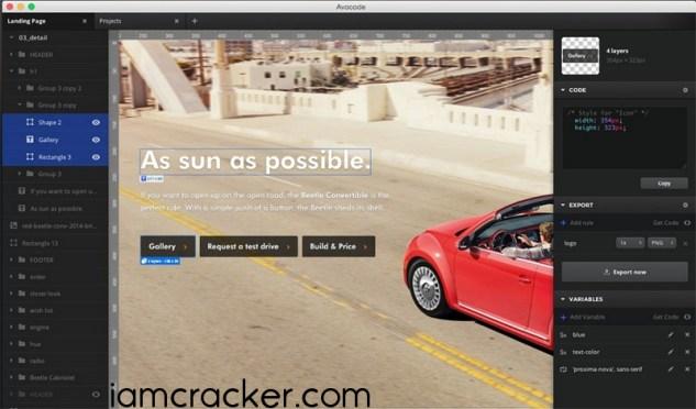 Avocode Crack 3.2.0 Full Keygen Free Download | Mac+Win