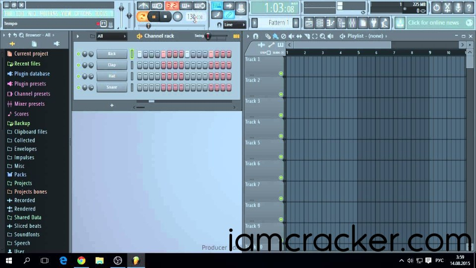 FL Studio 12.5.1.165 Crack Full Serial Key |Free Download| Latest