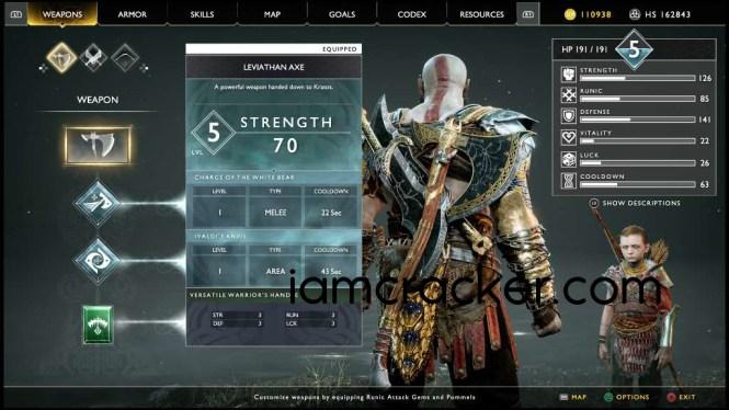 God Of War 4 Crack Full Keygen Free Download 2020 Latest