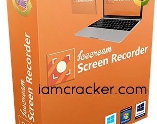 IceCream Screen Recorder 5.76 Crack Pro | Serial Key With Activation
