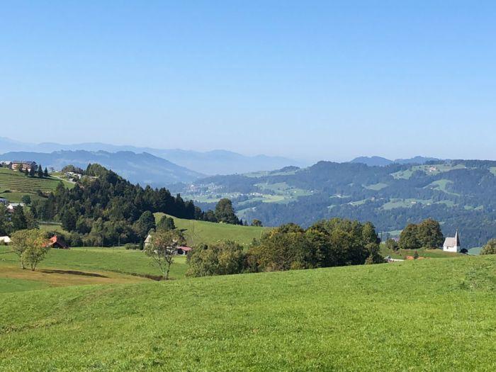 Rennrad Saisonfinale Bodensee: Toller Ausblick