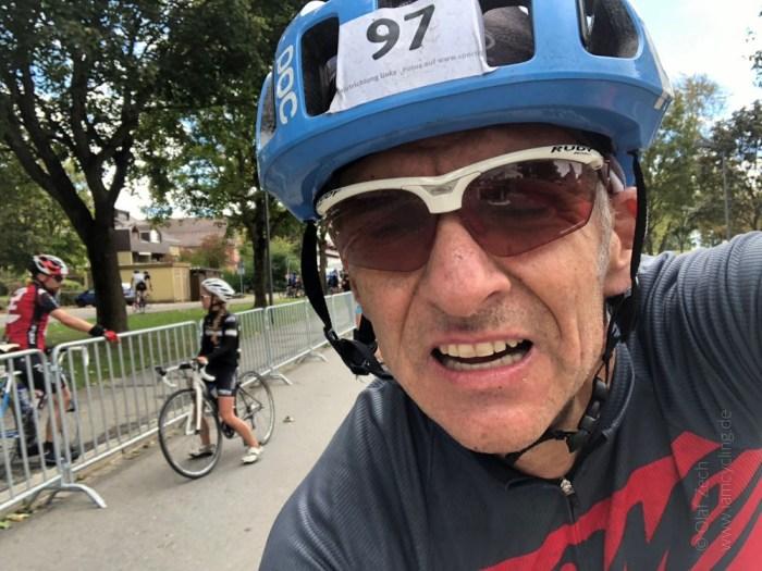 RiderMan in Bad Dürrheim: Im Ziel!