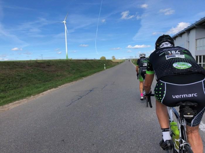 RiderMan in Bad Dürrheim: Unterwegs bei der 2. Etappe