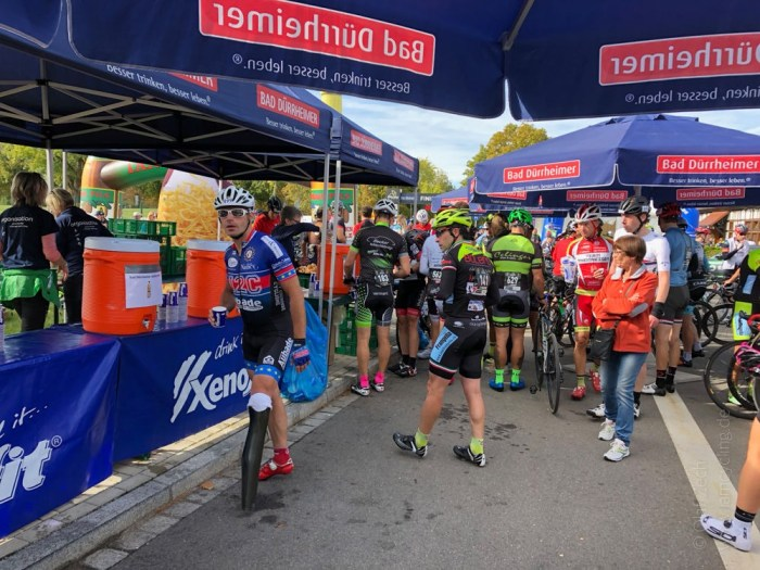RiderMan in Bad Dürrheim: Im Ziel