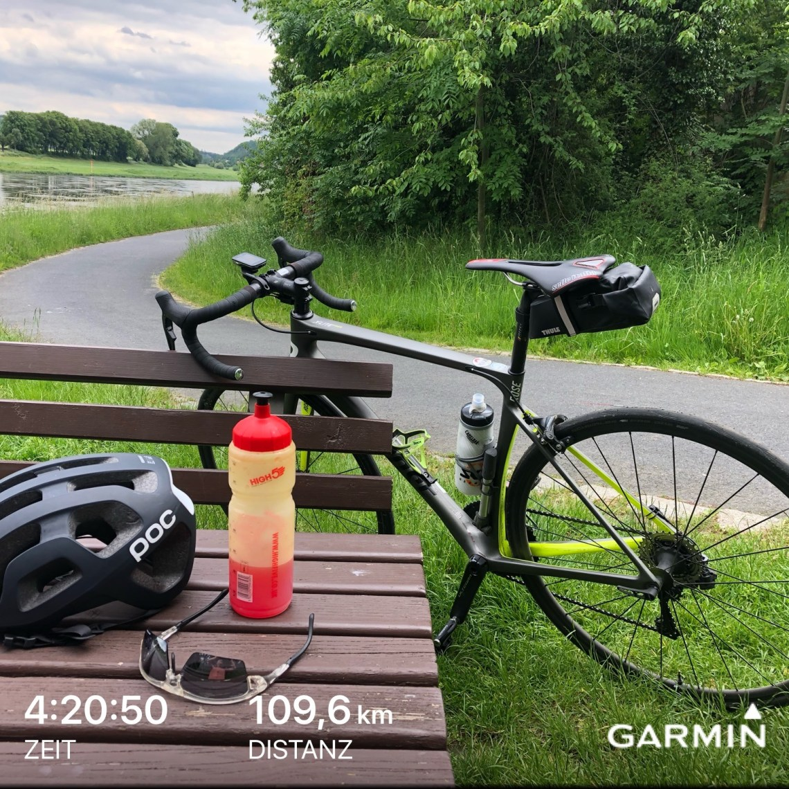 iamcycling-roadbike trip Nossen 27.05.2019