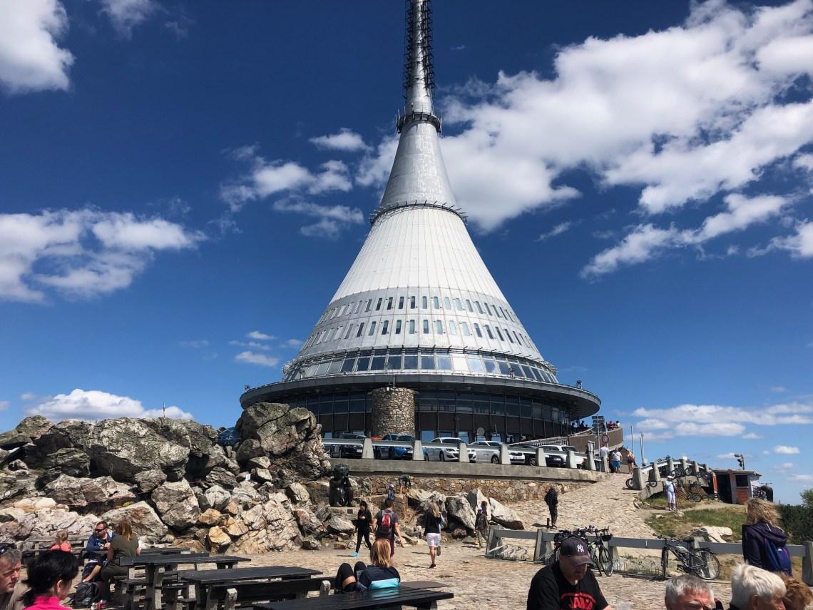 Rennradtour nach Zittau über den Jeschken - iamcycling