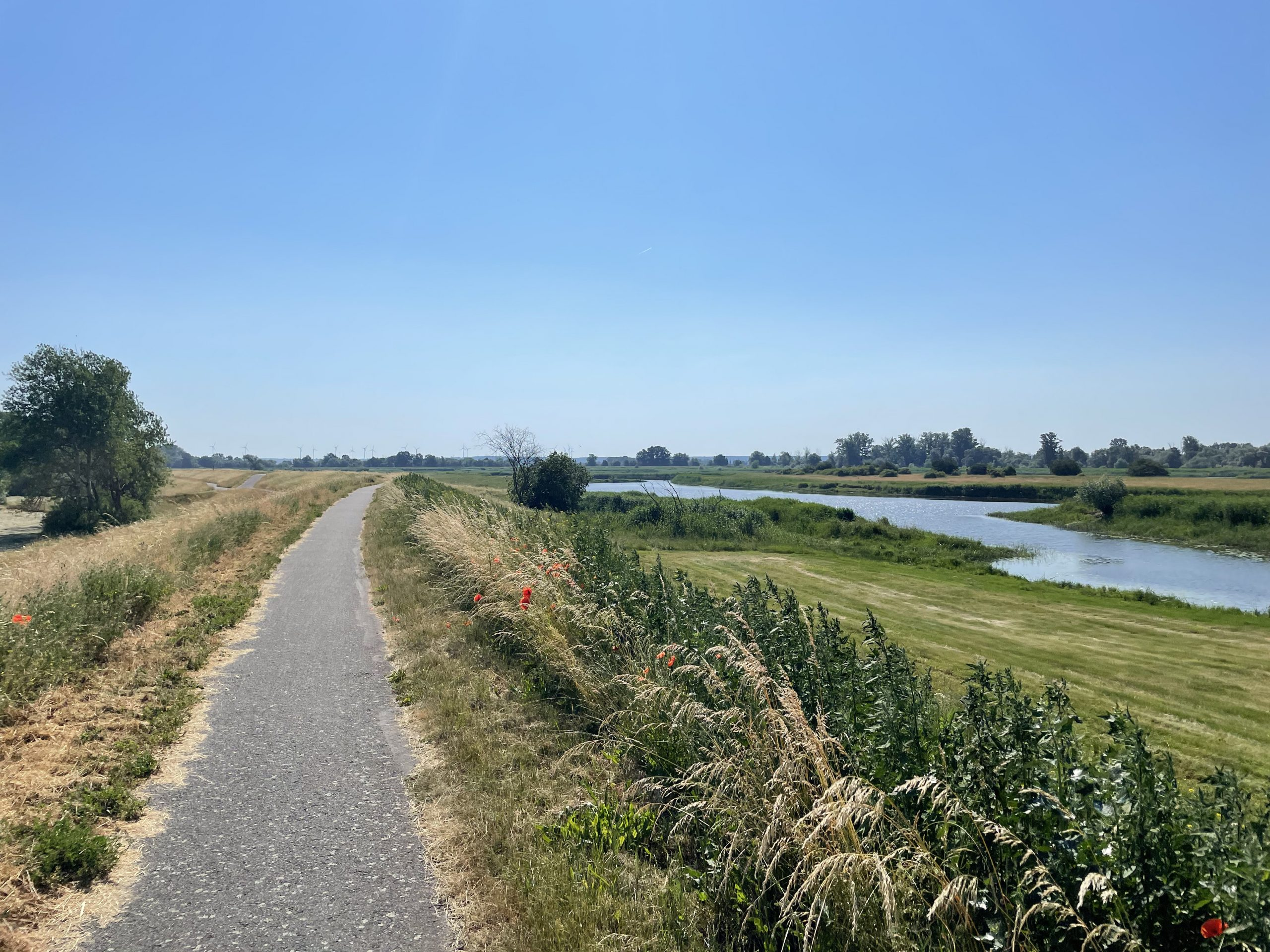 bei Klessin - Ostsee-Tour - iamcycling.de