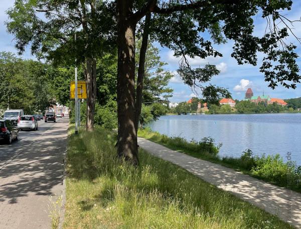 Ratzeburg - Ostsee-Tour - iamcycling.de