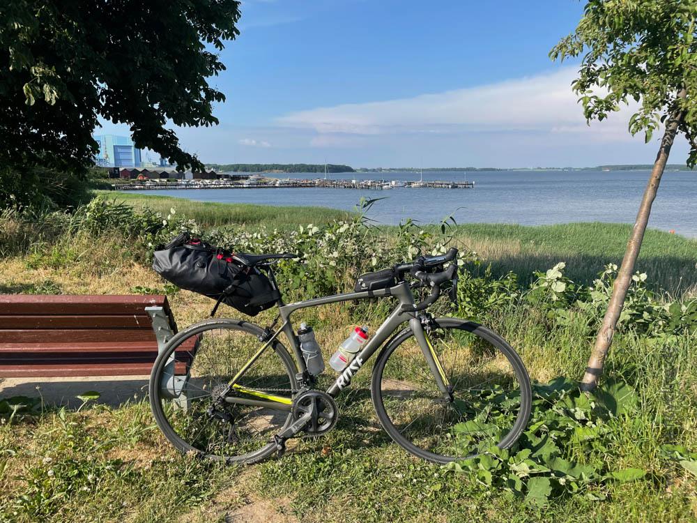 Stralsund - Ostsee-Tour - iamcycling.de