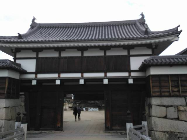 entrance-Hiroshima-Castle