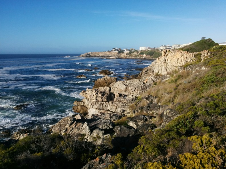 Hermanus coastal walk