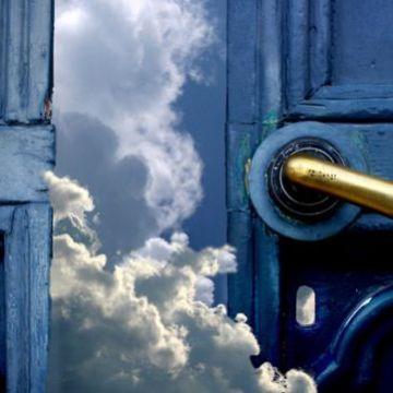 god opens doors
