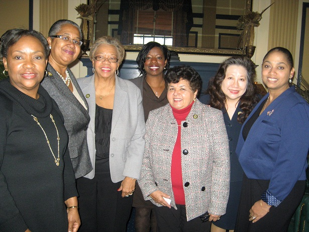 Members of the MD Women's Caucus